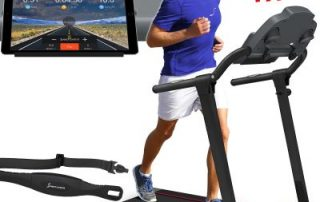 tapis de course fitness