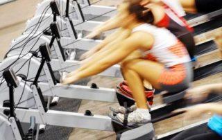 rameur fitness