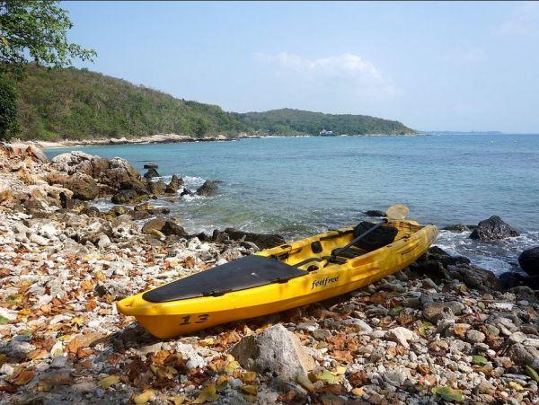 canoe kayak de mer