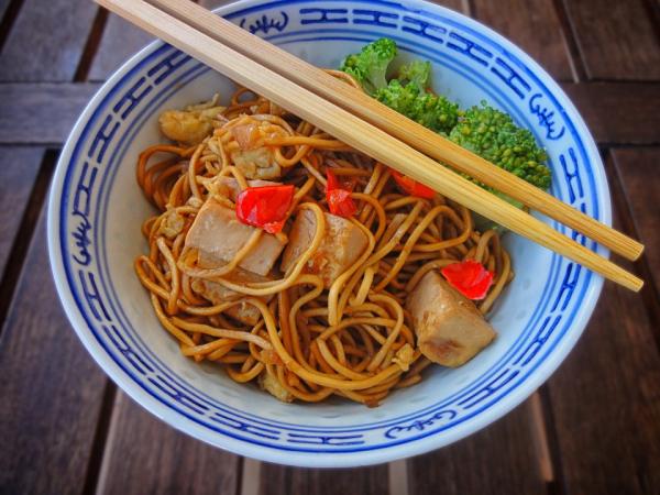 pates au tofu
