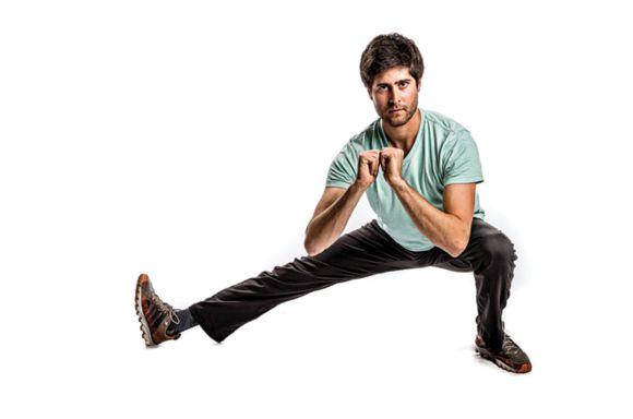 cossak squat