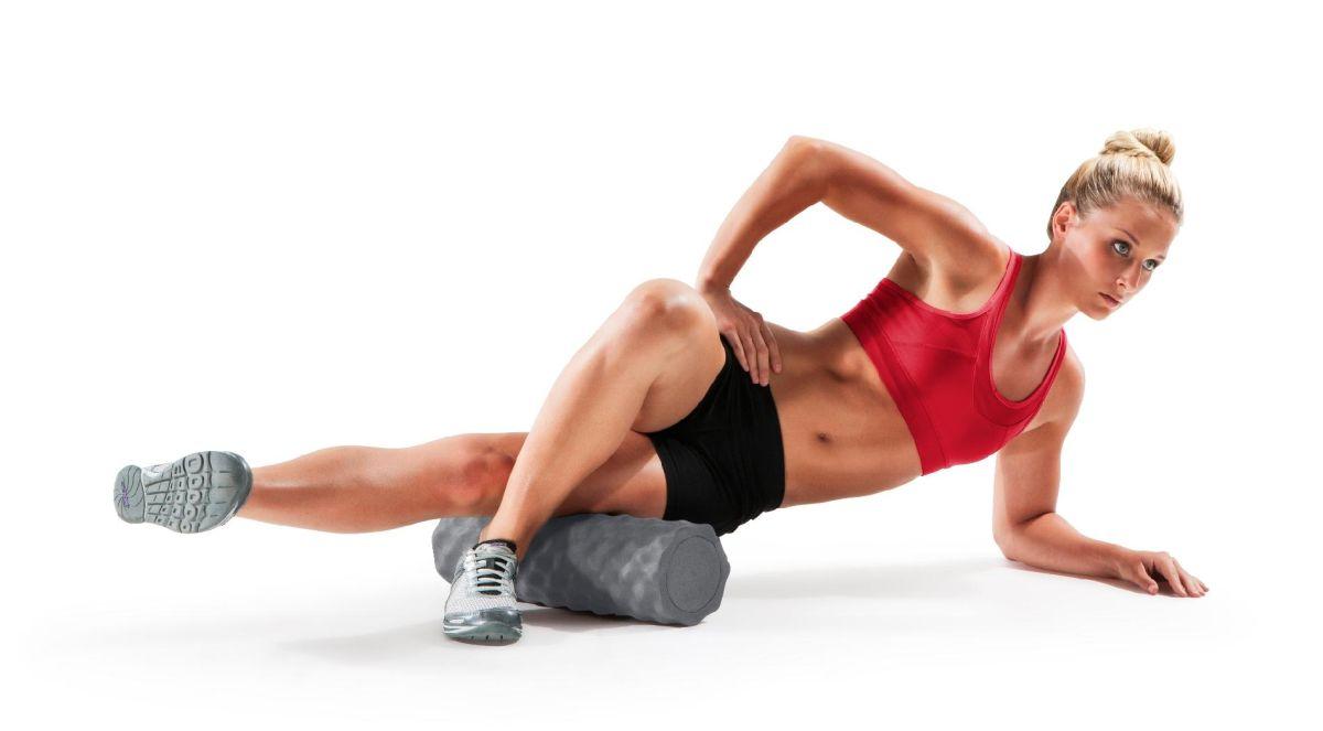 rouleau de massage pour sportif