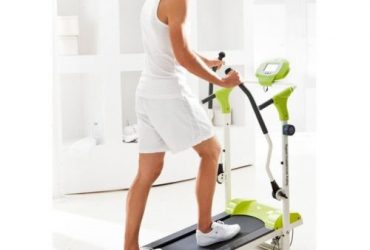 Tapis de course lectrique tapis motoris pour fitness - Tapis de course david douillet motorise ...