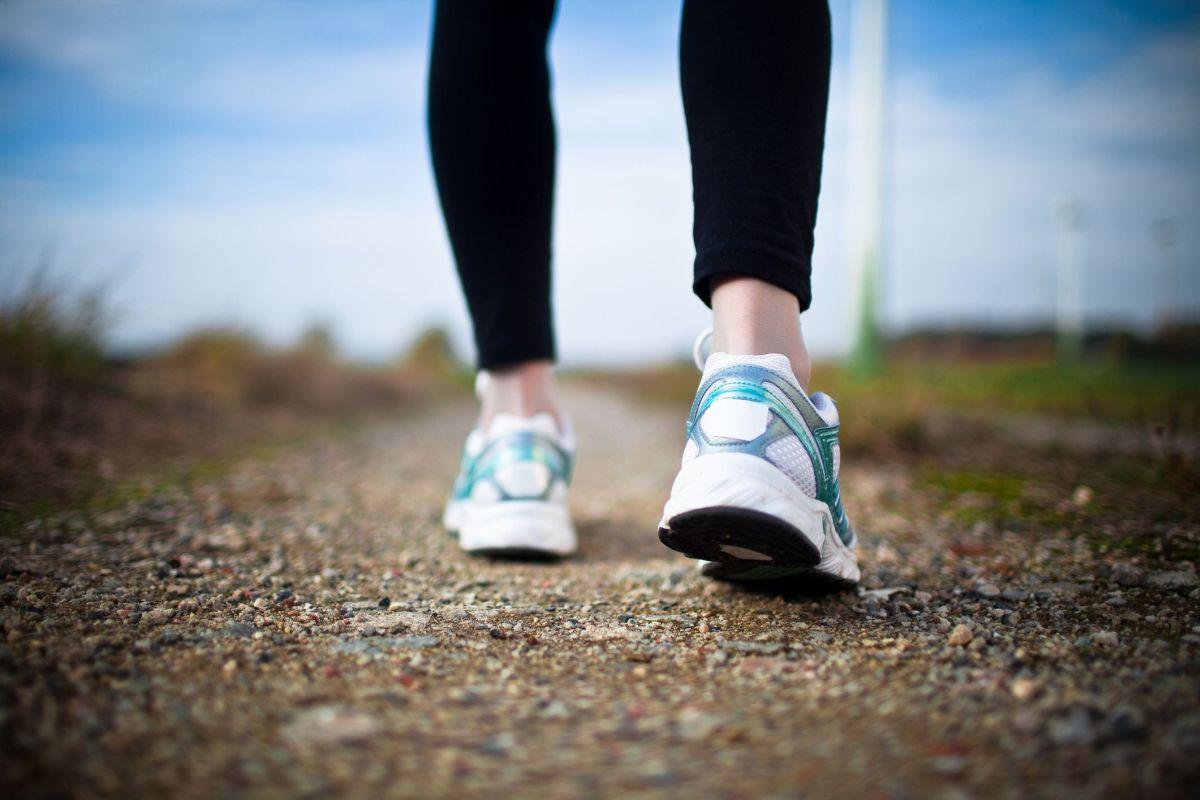 chaussures de marche pour femme