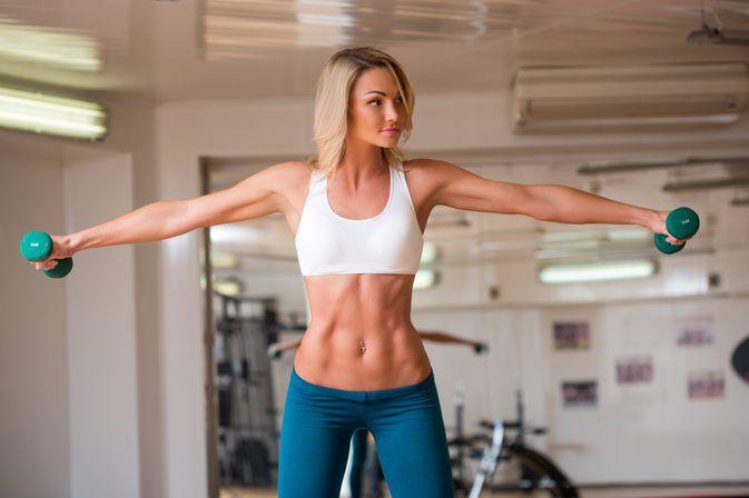 bonne condition physique femme
