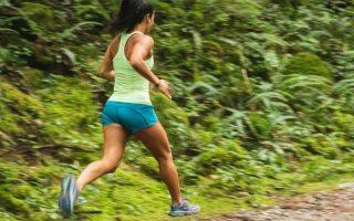 femme chaussures de running avec amorti