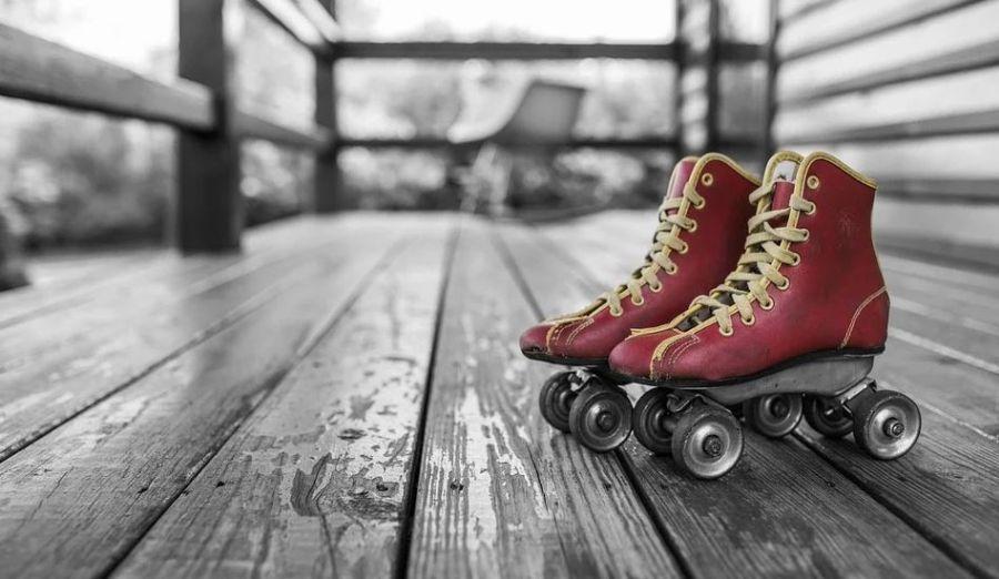patins à roulettes professionnels