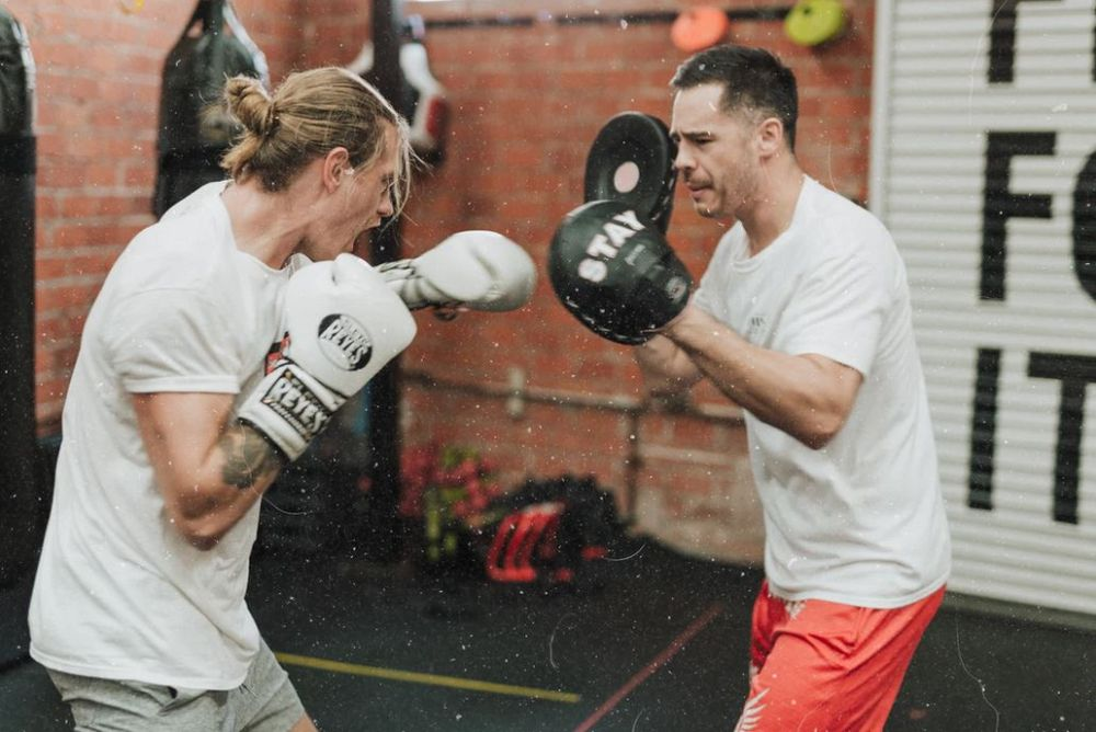 sportif combatif
